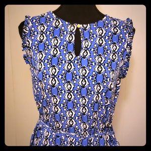 Ann Taylor Size Medium Petite Dress
